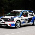 Pobjednik Sljemena...Bojan Juranić (Opatija Motorsport)